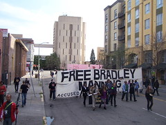 Bradley Manning Rally - Oakland - Apr24