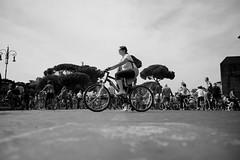 #salvaiciclisti (valenana) Tags: street people bw italy white black rome roma bike bicycle canon photography bn demonstration 7d april bici 28 bianco nero vlo 2012 2804 manifetazione eventidafotografare citiesfitforcycling salvaiciclisti