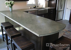concrete countertop (Trueform) Tags: concrete counter cement counters concretecountertop concretecountertops concretecounter cementcounter cementcountertop moderncountertop trueformconcrete