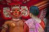 Face to Face With God! (Anoop Negi) Tags: theyyam kerala india god goddess dress malayali woman breasts boobs coconut shells middle aged village kottayampovil kannur kozhikode dance form ancient indian photo photograph red anoop negi ezee123 photos photosof image images imagesof photography for delhi mumbai bangalore best portrait jjournalism creative media po índia індія индия индија הודו ינדיאַ الهند بھارت هندوستان อินเดีย ấn độ インド 印度 بھارتấnđộינדיאַ 인도 inde indie indien intia ãndia indiã body paint painting bodypainting