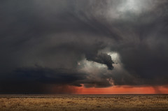 Colorado Instability (Matt Granz Photography) Tags: nature weather clouds landscape nikon colorado windy tokina rotation 28 plains thunder chasing instability chaser severe violent supercell d90 mattgranz 1116mm