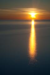 Solar Flare (loomstone) Tags: longexposure seascape maine shoreline seashore seacoast daybreak ogunquit marginalway bigstopper