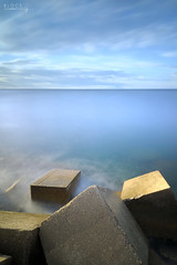 Blocs (J. Tiogran) Tags: longexposure sea mar nikon tokina lee julin solana serrano largaexposicin nd400 kenko d5000 06nd 1116mm