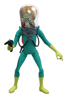 Mezco Toyz - Mars Attacks! 6吋火星人士兵