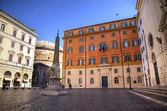"Obelisco della Minerva • <a style=""font-size:0.8em;"" href=""http://www.flickr.com/photos/89679026@N00/7280349750/"" target=""_blank"">View on Flickr</a>"