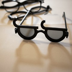 3D glasses of disapproval (Roo Reynolds) Tags: glasses 3d disapproval