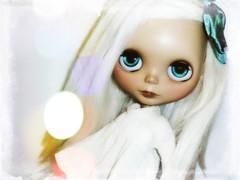 Penny white as light