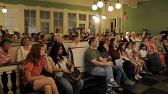 Revolutionary Fire - Audience - Photo by Jon Waugh
