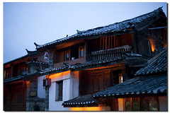 (Hanxiang Huang) Tags: china light night nikon  yunnan oldtown lijiang    d700