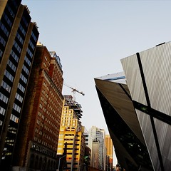 (earthquakefish) Tags: toronto perspective line rom archiecture bloorstreet