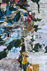 spending my time drinking the stars (eff_3lab) Tags: abstract art paint astratto