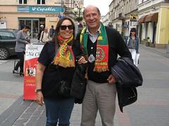 Portugal fans (Euro2012) Tags: football warsaw fans warszawa kibice pikanona euro2012