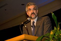 Daniel Pipes, American historian, writer, and political commentator. He is the founder and director of the Middle East Forum