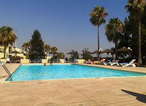 Aphrodite Club pool, Erimi