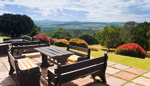 Aberdare Country Club - Terrace