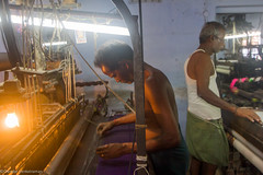 In sync with power... (Chendur) Tags: india industry scale rural small micro workplace medium weavers tamil tamilnadu industries ngo socialdocumentary handloom ruralindia livelyhood chendur chendurphotography chendurvenkatraman chendurvenkataramanphotography chendurvenkatramanphotography