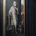 Hieronymus Bosch, The Last Judgement, Right Panel Exterior Detail of Saint Bavo