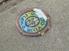 Ben Wilson's chewing gum art (Ali_Haikugirl) Tags: uk england streetart london art graffiti chewinggum benwilson