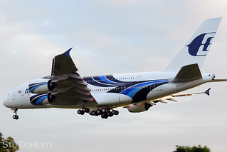 9M-MNA Airbus A380-841 [078] Malaysia Airlines