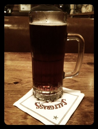 Tall Shiner Draft @saltgrass
