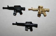 mag mods (SpontaneousRaptor) Tags: modern silver magazine war paint gun desert lego tape weapon m4 mag m16 callofduty brickarms m4carbine brickarmsmod
