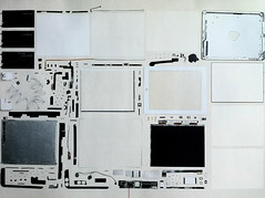 Who Where What When Why How: Apple_iPad_decomposed (iBSSR who loves comments on his images) Tags: 2 white house 3 art apple design technology geek jobs who 4 steve touch battery geeks where displays when what how why minimalism product tablet multi aw dontworrybehappy decomposed drei iphone  ipad platine festplatte prozessor akku millionen  zerlegt pixeln  bssr  appleaura applemanie ibssr wholovescommentsonhisimages appleipaddecomposed