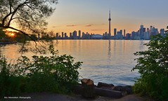 centre island sunset revisited (Rex Montalban Photography) Tags: sunset toronto nikon nonhdrversion torontocentreisland d7000 rexmontalbanphotography