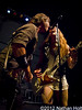 Halestorm @ Rock, White & Blue, Naval Station, Great Lakes, IL - 07-03-12