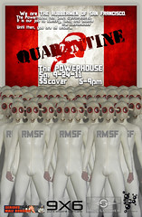 "Quarantine Poster • <a style=""font-size:0.8em;"" href=""http://www.flickr.com/photos/77770650@N04/7596256202/"" target=""_blank"">View on Flickr</a>"