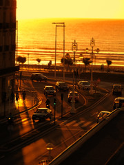 IMG_3315ok (envisionpublicidad) Tags: sunset red summer sol de rojo san sebastian verano puesta naranja donostia 2012 calor caluroso