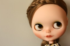 For Yure (buganville) Tags: doll factory blythe brunette custom rbi buganville
