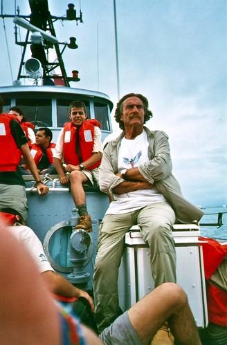 045 - Barcos de la Guardia Costera. Portobello - Colón. Miguel de la Quadra.