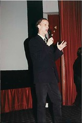 Pink Flamingos screening with John Waters, 1999