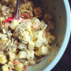 Impromptu Potato Salad Recipe