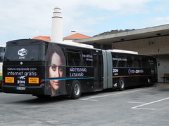 Sunsundegui Volvo(D) (Coco the Jerzee Busman) Tags: man bus portugal volvo coach sam camo fi atomic wi artic madeira funchal scania bendy utic sunsundegui