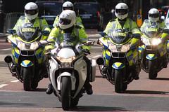 Biker Grove (Neil Pulling) Tags: police bmw biker patrol themet bikers metropolitanpolice motorcycke policepatrol motorbikepolice