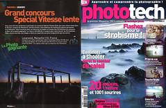 Parution presse : Phototech n21 (aot/septembre 2012) (LEVARWEST) Tags: concours rsultat phototech levarwest