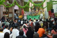 Rath Yatra 2012 Leicester 366 (kiranparmar1) Tags: people festival religious crowd event roads devotees hindu yatra chariot rath harekrishna hareraam
