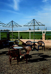 Tanger - 13 (bernardtribondeau) Tags: architecture bars beaches marocco tangier