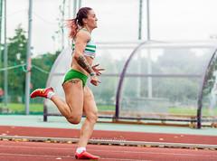 DSC_7835 (Adrian Royle) Tags: people field sport athletics jump jumping nikon track action stadium running run runners athletes sprint leap throw loughborough throwing loughboroughuniversity loughboroughsport