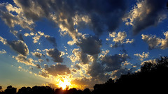 Dramatic Cloud Formation (hpaich) Tags: sky skies cloud weather sunset evening dusk sundown nature natural nj jersey newjersey