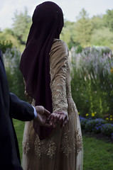 (saadiya.dalal) Tags: wedding marriage nikkah bride groom muslim pakistani arab hijab hijabi modest fashion nikon rings henna mehndi