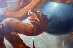 Cabrera, The Virgin of the Apocalypse, 1760 (detail)