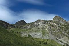 Dixence (bulbocode909) Tags: valais suisse dixence montagnes nature nuages paysages vert bleu
