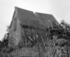 Mountain Road House (LowerDarnley) Tags: pei princeedwardisland darnley house abandoned mamiya7ii ilfordfp4 atlanticcanada maritimes