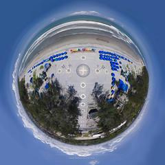 Pantai Panjang Bengkulu Sumatra. Little planet. (brusca) Tags: bengkulu littleplanet beach sumatra indonesia sand travel adventure