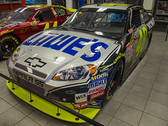 Hendrick Motorsports Museum (Anthony's Olympus Adventures) Tags: hendrick hms museum hendrickmotorsports nascar car motorsport racing exhibit trophy racecar vehicle charlotte concordnc america usa shop store jimmiejohnson