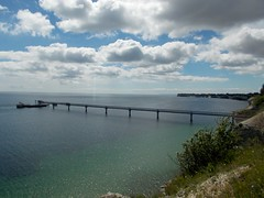Stevns Klint, Denmark (euansco) Tags: unesco world heritage site denmark europe cycle touring bike 2016 coast adventure travel