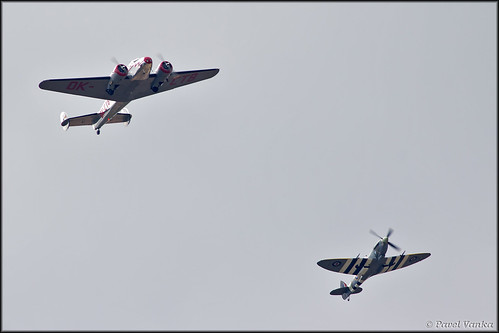 Spitfire + Electra