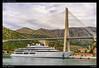 Bridge - Dubrovnik (Falcdragon) Tags: sea croatia dubrovnik sonyzeisssonnarfe1855mmza sonya7alpha ilce7 travel holiday boats ship bridge